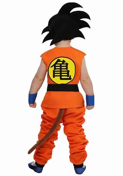 Goku Dragon Ball Kid Costume Toddler
