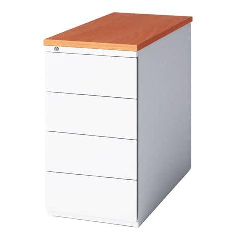 hauteur de bureau caisson hauteur de bureau 4 tiroirs caisson métallique