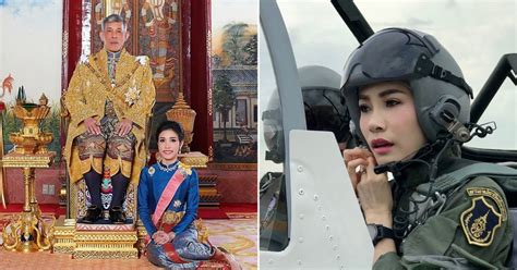 Thailand's royal family has released candid new photos of the king's royal consort, sineenat wongvajirapakdi, which show her shooting an assault rifle and flying a plane. Thai king strips consort of titles for trying to undermine ...