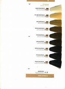 Wella Demi Permanent Chart Wella Color Charm Demi Permanent Haircolor Shade Palette