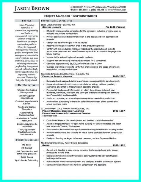 construction framer resume sles