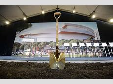 VenuesNow Warriors Break Ground On Chase Center
