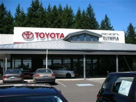 Olympia Toyota by Toyota Of Olympia Car Dealers Olympia Wa