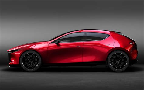 Mazda 2 4k Wallpapers by Wallpapers Mazda 3 2019 Hatchback Concept New