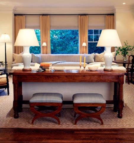 sofa table and stools how to buy an entry hall table furniture tutor