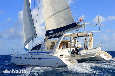 Leopard Catamaran Experience by Catamaran Rent Leopard 42 In Marina Playa Tortugas Cancun
