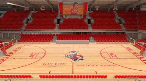 reynolds coliseum construction  pack insider