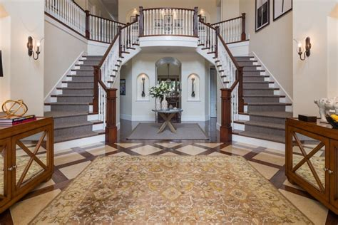 designer showcase 30 foyers and entryways you ll wanna see hgtv