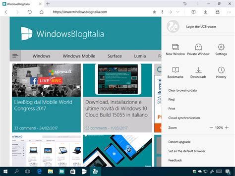 Download and install uc mini in pc and you can install uc mini 12.12.9.1226 in your windows pc and mac os. Download UC Browser per PC e tablet Windows 10