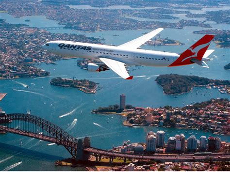 australia tourism bureau the thrill of seeing sydney when flying into the country