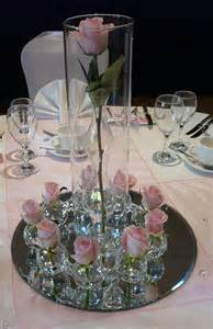 wedding table centrepieces decoration
