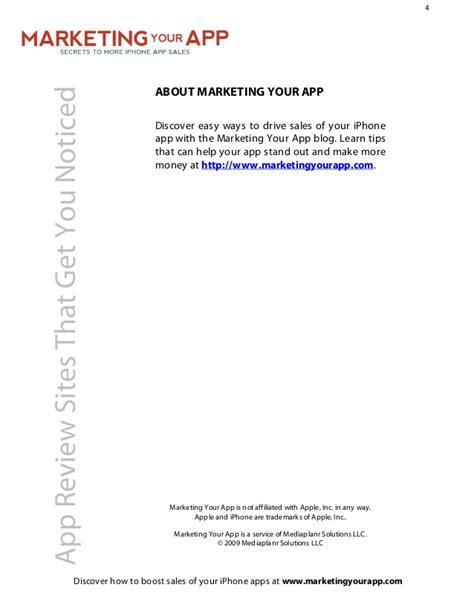 Top 15 App Review Websites App Marketing Tips