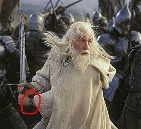 the lord of the rings quot a wizard is never late quot funny