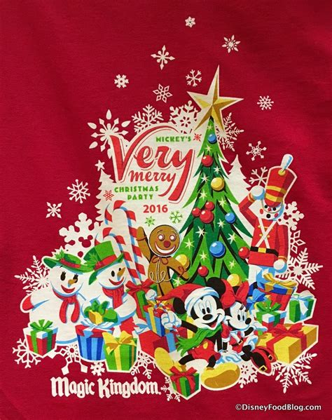 review treats at mickey s very merry christmas party 2016