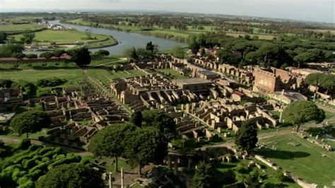 Animations Present Ostia Antica, The Harbor City Of ...