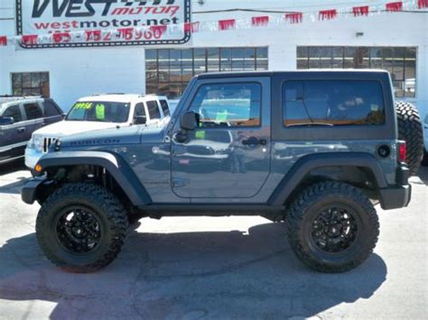built jeep rubicon purchase new custom built 2014 jeep wrangler rubicon