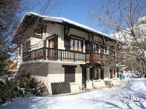 chalet for rent in les deux alpes iha 75215