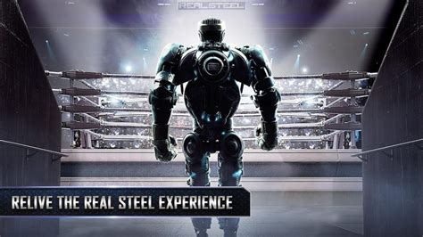 real steel android android games hacked