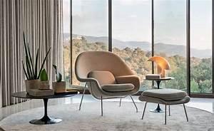 Womb Lounge Chair  U0026 Ottoman
