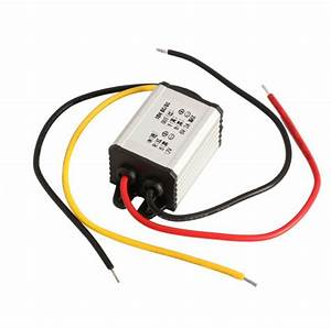 Car Charger Converter 12v To 6v 3a 18w Dc To Dc Buck Step