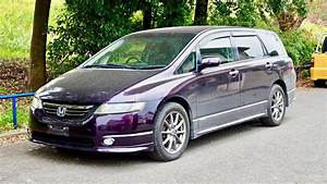 2003 Honda Odyssey Absolute Rb1  Canada Import  Japan