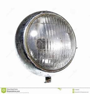 Phare Auto : vintage de phare de phares de voiture d 39 isolement photo stock image 47808506 ~ Gottalentnigeria.com Avis de Voitures