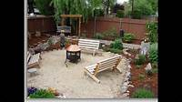low budget patio ideas low budget yard and patio - YouTube