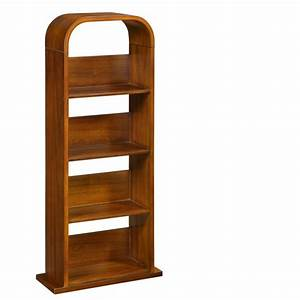 Curved CD DVD Storage Unit - Furniture4yourhome co uk