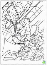 Musketeers Barbie Coloring Popular Three sketch template