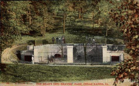 The Bear's Den - Beaver Park Cedar Rapids, IA