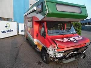 Fiat Ducato  290  2 5 Td  Salvage  Year Of Construction