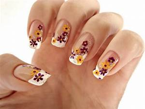 New summer nail art designs color trends