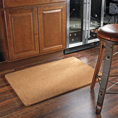 kitchen flooring cork cork floor mat the green 1691