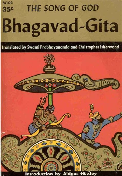 Yale university press, new haven. Bhagavad-Gita 6th book of the epic Mahabharata. It contains Lord Krsna teaching of the warrior ...