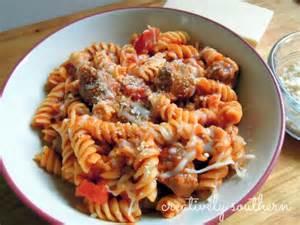 Recipes with Italian Sausage Pasta