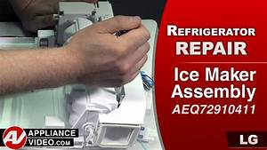 Lg Ice Maker Parts Diagram
