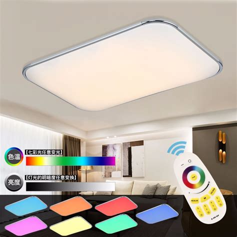 Led Lights For Room With Remote by Modern Led Ceiling Lights Living Room 2 4g Remote