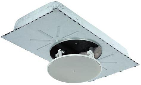 Extron Now Shipping Full-range Speedmount Speaker System