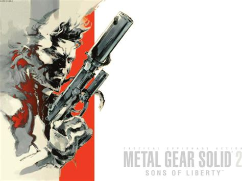 Metal Gear Solid 2 Watch Us Play Games