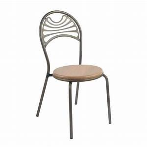 Chaise Métal Industriel : chaise style industriel en m tal cabaret 4 ~ Teatrodelosmanantiales.com Idées de Décoration