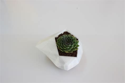 flower pot   model  printable stl cgtradercom