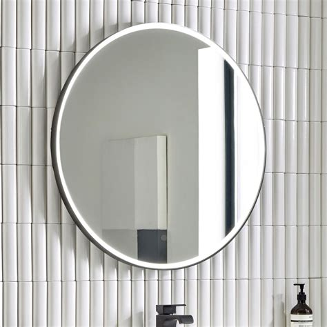 illuminated mirrors bathroom mirrors total bathrooms
