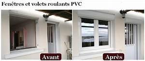 Fenetre Renovation Pvc : fenetre de renovation pvc prix molenat ~ Melissatoandfro.com Idées de Décoration