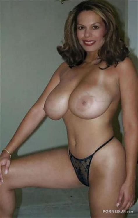 Hot Topless Milf Porned Up