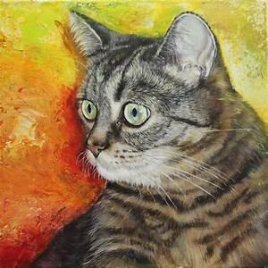 Bild Malen Lassen : katze malen lassen die katzenmalerin ~ Orissabook.com Haus und Dekorationen