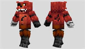 Foxy Skin Minecraft