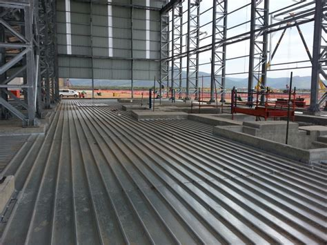 QC Flooring: Steel and Concrete Flooring   Global Roofing