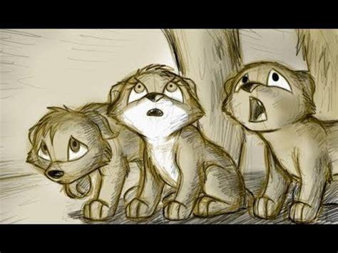 dogs family sad animated short tony crynight youtube