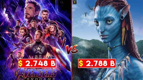 james cameron  avatar     highest grossing film