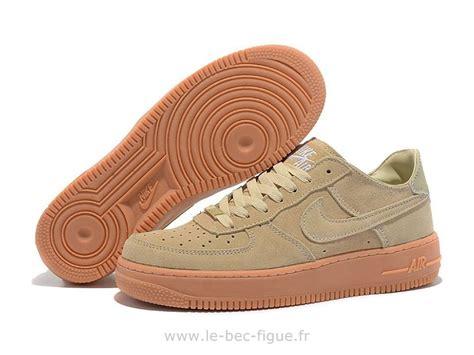 r 233 duction nike air 1 basse suede beige chaussure pour homme nike air 1 pas cher femme
